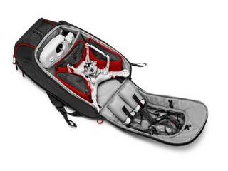 Manfrotto Drone Backpack D1 – Надежный и практичный «must have» рюкзак для дрона.