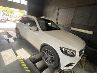 Mercedes GLC250d by Dieselok Chiptuning