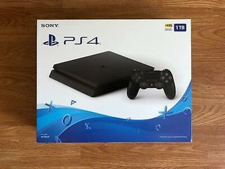 Sony PlayStation 4 Slim 1Tb în credit cu livrare rapidă
