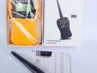 Частотомер с декодером CTCSS/DCS сигнала