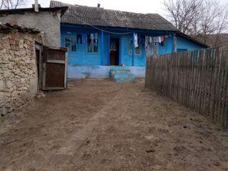 Продается дом с участком в деревне Фаурешты