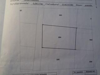 Teren pentru constructia casei de vis in Tohatin ,6 ari,urgent.