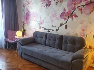 Spre vanzare apartament cu 1 camera in sect.Botanica cu suprafata totala de 40 m.p.cu euroreparatie.