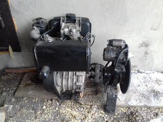 Двигатель дизельный KM 186F 9 л.с.(6.3кВт) воздушного охлаждения