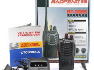Baofeng UV5RE + 888s