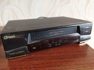 VHS видеоплеер