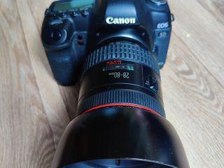 Canon EOS 5D Mark 2, Сanon 28-80 L f2.8-4, Grip