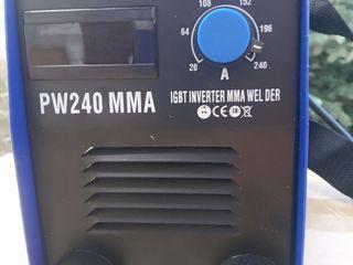 Сварочный инвертор PW240 MMA ProfWeld