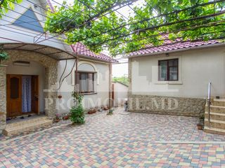 Casă - 180mp, beci+garaj+terasă, cu 6 ari teren, Buiucani!