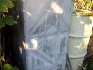 Бочка из мед нержавейки 330 литров 2 мм толщина