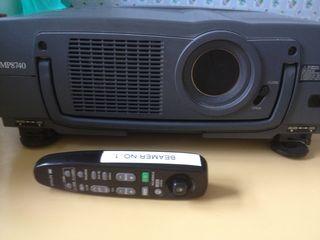 3M MP8740 Projector XGA Conference Room Projector,профессиональный в отличном сохран,цена 200евро