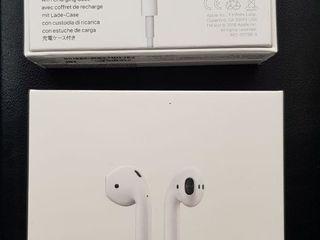Apple Airpods 2 original, noi, sigilate, новые, запечатаные