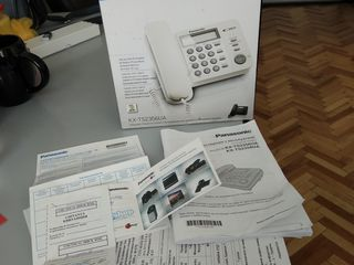 Telefon Panasonic KX-TS2356UA nou
