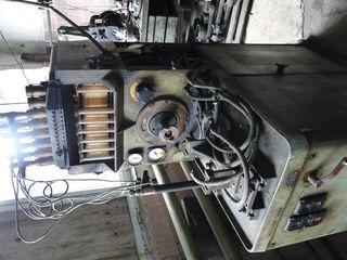 se dă în chirie  secţia cu stănd pentru repararea echipamentului de comustibil de tractoare