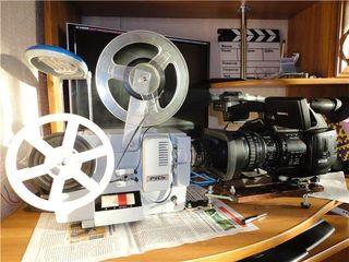 Перезапись любых видеокассет киноплёнок фотографий. по разумным ценам Работаю без выходных. Нахожусь