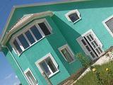 vind casa izolata termic, reparatie primul nivel. Se vinde cu tot mobilerul bucatarie ec.
