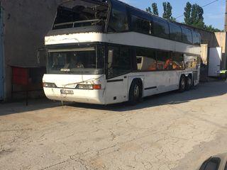 Autobuze de marca Neoplan,Mercedes,Pegas la dezmembrări