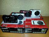 Nikon Coolpix S6400 new / Casio Exilim EX-ZR300 new