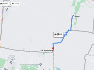 Продается земля в 3 км от Чекан