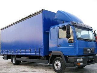 Transport de marfa! In Toata Moldova