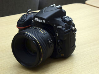 Продам фотоаппарат Nikon D810 + Nikkor 35 1.4 + Nikkor 70-200 VRII 2.8 + Nikon SB-800