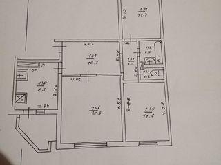 Se vinde Apartament in orașul Fălești...