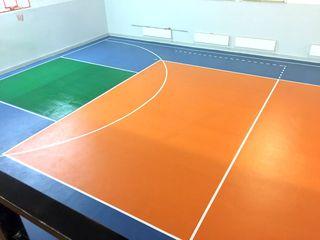 Спортивные напольные покрытия / Полы для всех видов спорта.
