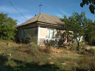 Urgent se vinde casa cu pamint 1,5 ha aproape de Chisinau