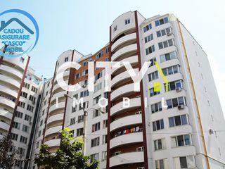 Apartament spațios, 2 camere, 85 mp, euroreparație, sect. Rîșcani!