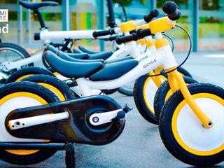 Твой ребёнок счастлив, как никогда с детским велосипедом QiCycle Children bike - велосипед 2 в 1!