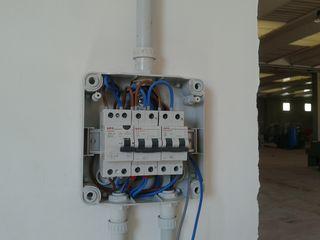 Electrician. Electromontaj