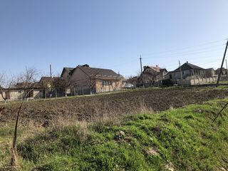 Lot destinat constructiei 7 km de Chisinau 8,5 Ari