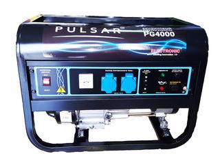 Бензиновый генератор Pulsar PG-4000 Generator