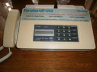 Продам факс Panafax UF-V40.