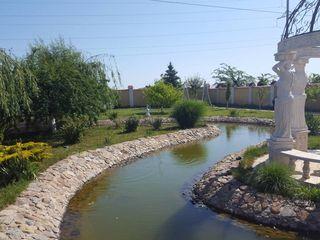 Единственный в своем роде дом в Приднестровье со своим прудом в Тирасполе.