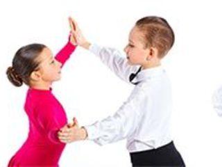 Dansuri de gala pentru copii la botanica!