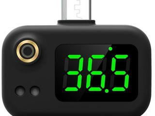 Termometru portativ mic de la telefon