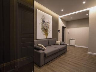 Новая квартира от ExFactor. Индивидуальный дизайн.
