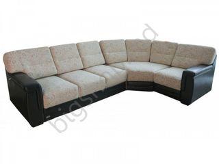 Canapea de colt Confort N-6 (2816). Posibil în credit!!
