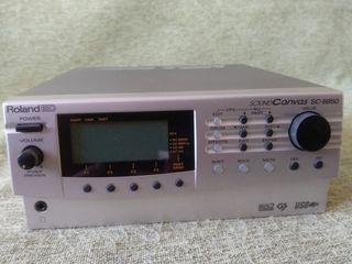 Звуковой модуль Roland Canvas SC-8850