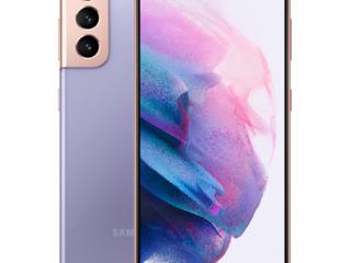 Samsung Galaxy S21 G991 8 ГБ/ 128 Гб/ Dual SIM/ Phantom Фиолетовый