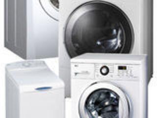 Reparația mașinilor de spălat automate la domiciliu. Chemarea gratuită. Piese de schimb. Chișinău