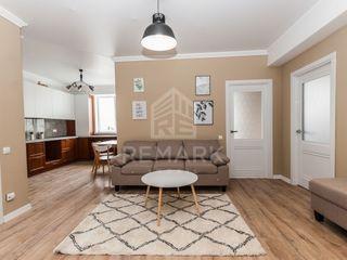 Vânzare, Centru, apartament absolut nou cu 3 odăi, 54900 €