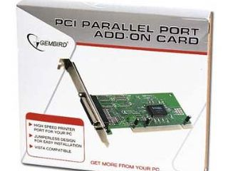 Adapter PCI  1xParallel Port