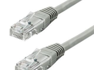 UTP Cable Cat.5E / Сетевой кабель / Internet cablu