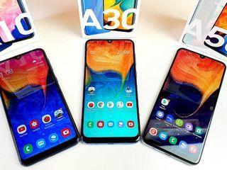 Замена дисплея/стеклана Samsung A10/A20/A30/A40/A50/A70