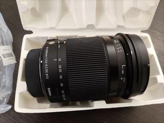 Sigma 18-300mm f/3.5-6.3 DC Macro C HSM Contemporary Lens для Nikon