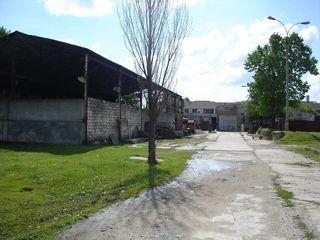 Сomplexe de fabricație cu teren. Производственный комплекс с участком