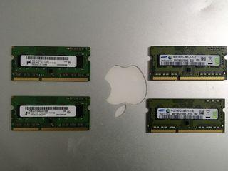 2 gb DDR3 1600 mhz Micron, Samsung