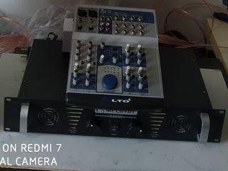 Amplificator 1000 w Germania 2000 lei !!!